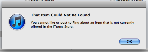This is why Apple doesn't have a popular Social Media Network in Ping